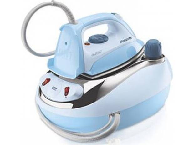 household goods West Midlands Birmingham - Photos for PHILLIPS 110G STEAM GENERATED IRON