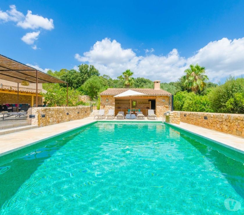holiday lettings - Photos for VILLA SA MATA GROSSA CAMPANET – 5 BED – 563€ – 744€ NIGHT