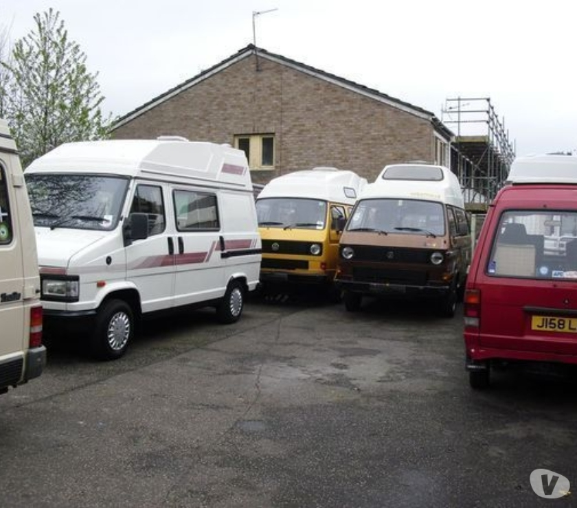 Photos for CAMPERVANS MOTORHOMES BOUGHT SOLD WANTED