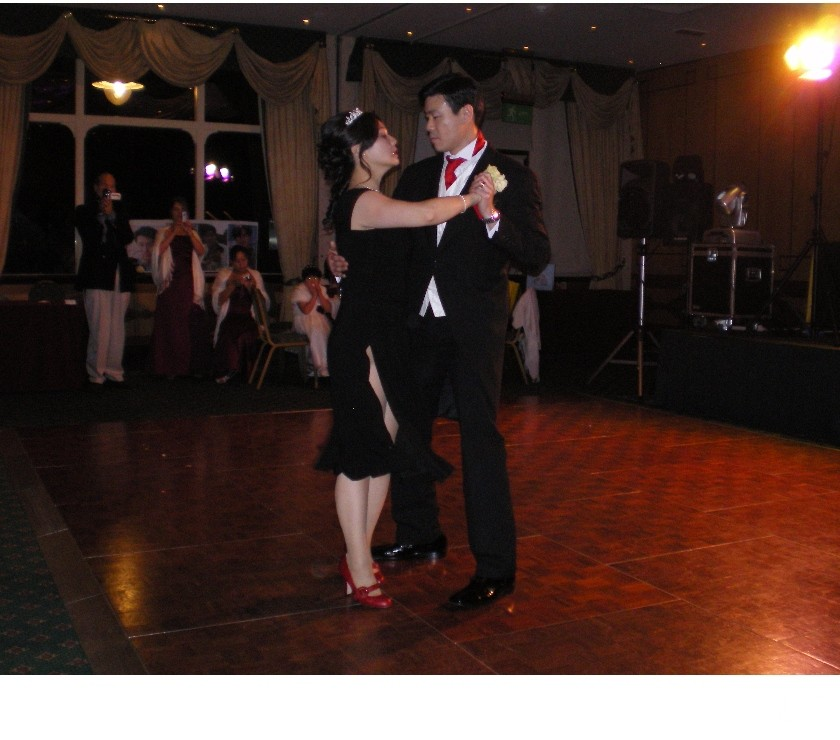 Photos for First wedding dance lessons.