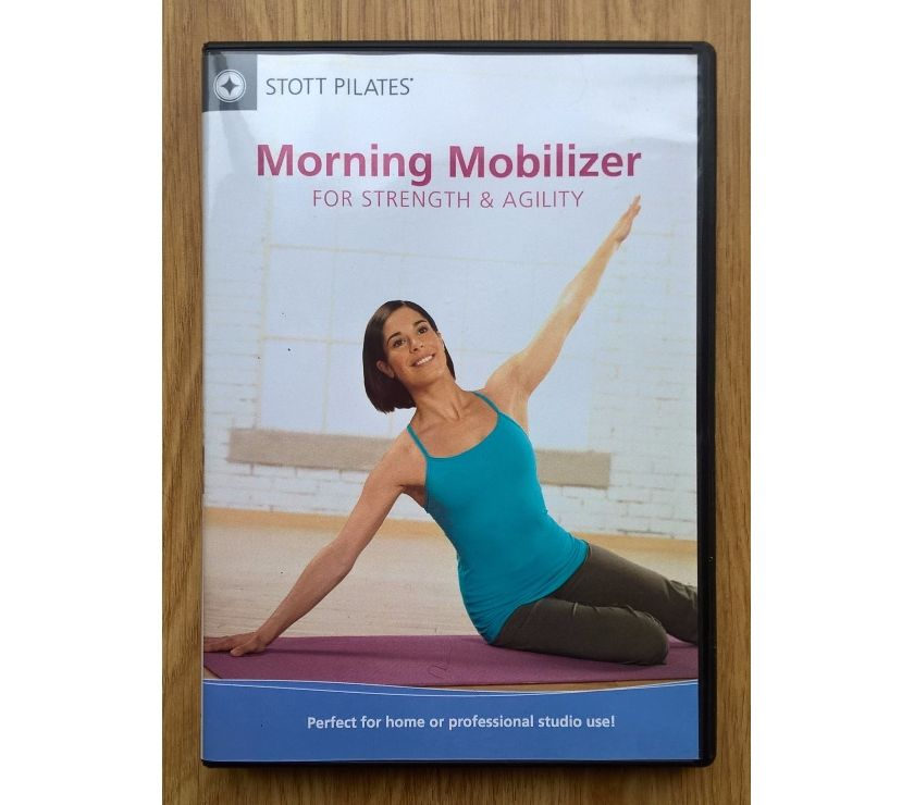 "Photos for Pilates DVD ""Morning Mobilizer"""