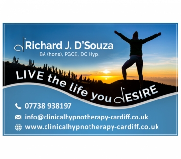Photos for Richard J D'Souza Hypnotherapy Cardiff