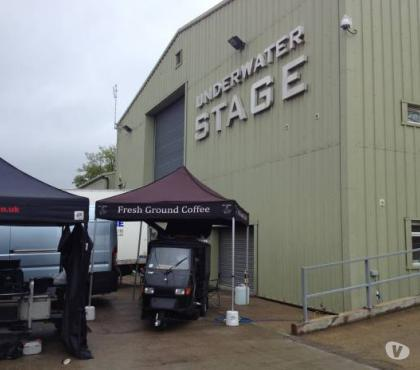 Photos for Mobile Coffee Van Hire - Film TV & production sets