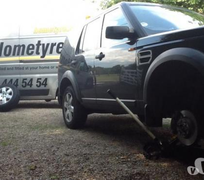 Photos for Land Rover 4x4 tyres