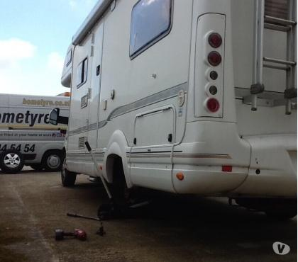 Photos for Fiat Ducato Motorhome tyres