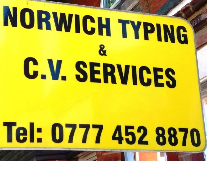 Other Services Norfolk Norwich - Photos for CV Writer Norwich