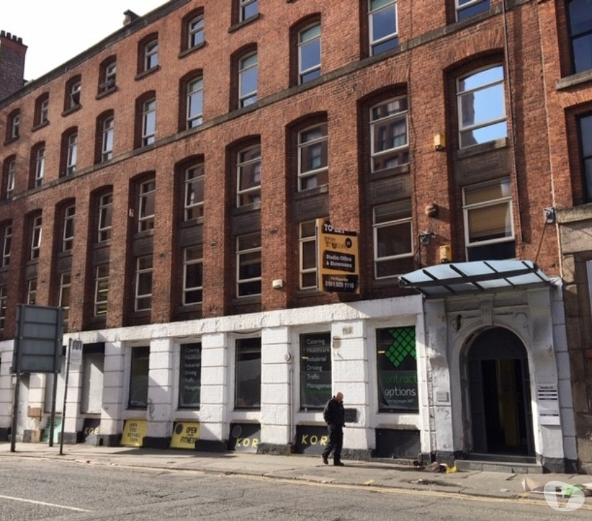 Office Space Manchester County Manchester - Photos for 45-47 Newton Street - Office To Let