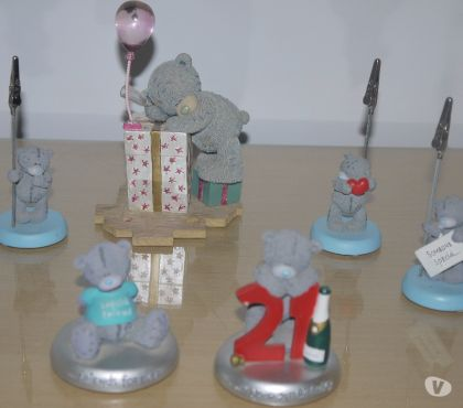 Photos for Tatty Teddy bear figurines