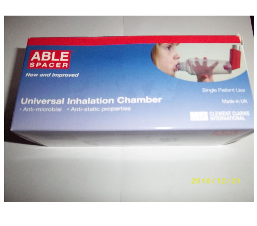 Photos for Able Universal Inhalation Chamber.