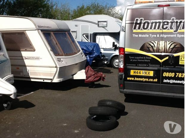 campervan accessories West Sussex Chichester - Photos for Caravan and Motorhome tyres