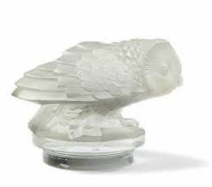 Photos for WANTED LALIQUE FRENCH GLASS CAR MASCOTS HOOD DESK ORNAMENTS