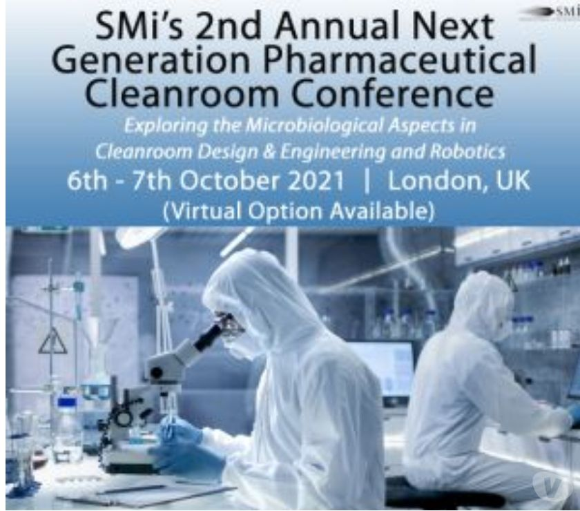 Exhibitions Central London Bermondsey - SE1 - Photos for SMi's 2nd Annual Next Generation Pharmaceutical Cleanroom