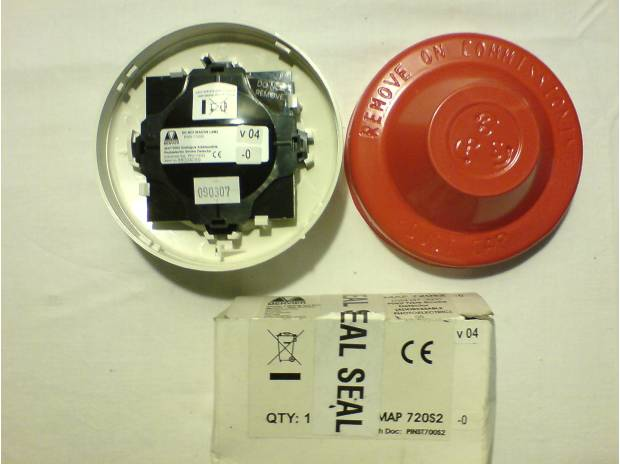 Photos for MAP720S2 Menvier Addressable Optical Smoke Detector - DF4000