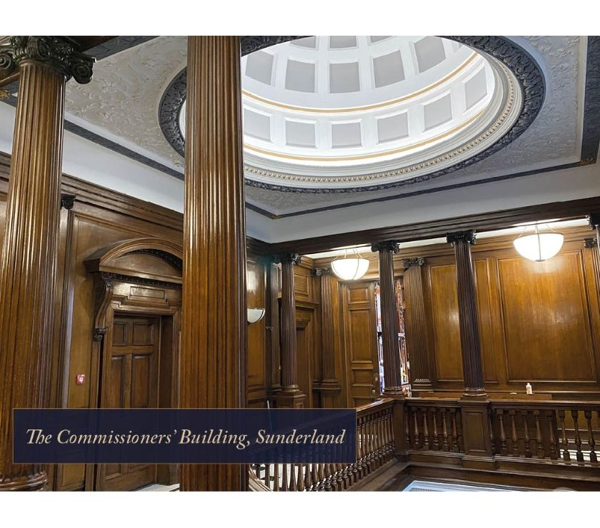 Office Space Tyne & Wear Sunderland - Photos for The Commissioners Building - Offices Available -Flexible