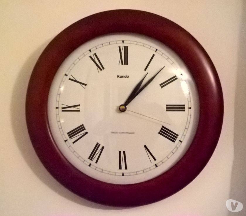 Health & Beauty Products East Riding of Yorkshire Beverley - HU17 - Photos for Radio Controlled Wall Clock