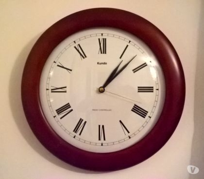 Photos for Radio Controlled Wall Clock