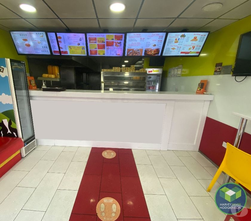 Shops/Businesses for sale - let Manchester County Manchester - Photos for HOT FOOD TAKEAWAY: PRESTWICH: REF: V9411