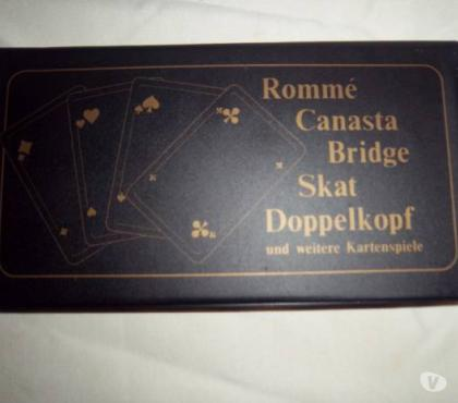 Photos for Romme-Canasta-Bridge and Skat Card games