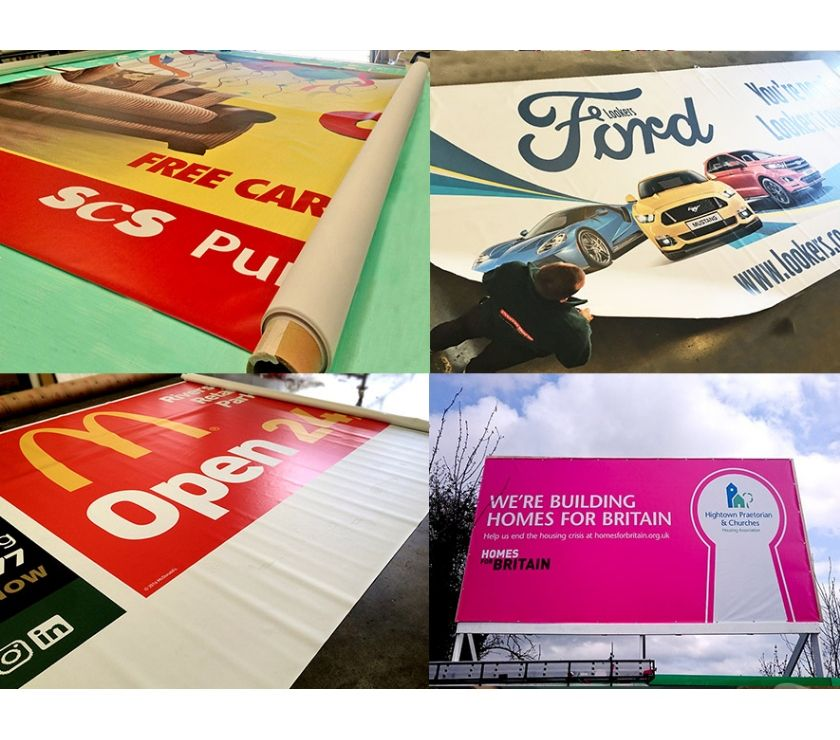 web design North West London Harrow - Photos for Banner Printing London | PVC Banners | Promo Signs