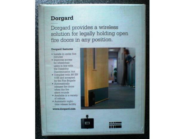 Photos for DORGARD FIRE DOOR RETAINER - ONLY £90 +VAT FREE P&P DOORGARD
