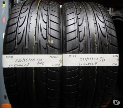 Photos for M148 2X 2354520 100W DUNLOP SP SPORT MAXX MO MFS 1X6 1X6,5