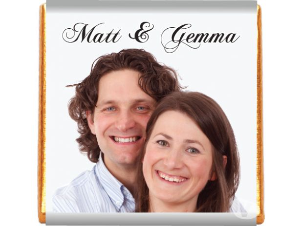 Photos for Personalised Mini Chocolates(Neapolitans) for special events