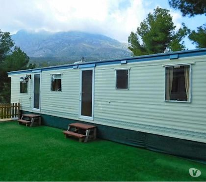 Photos for Parkhome for sale on Costa Blanca close to Benidorm