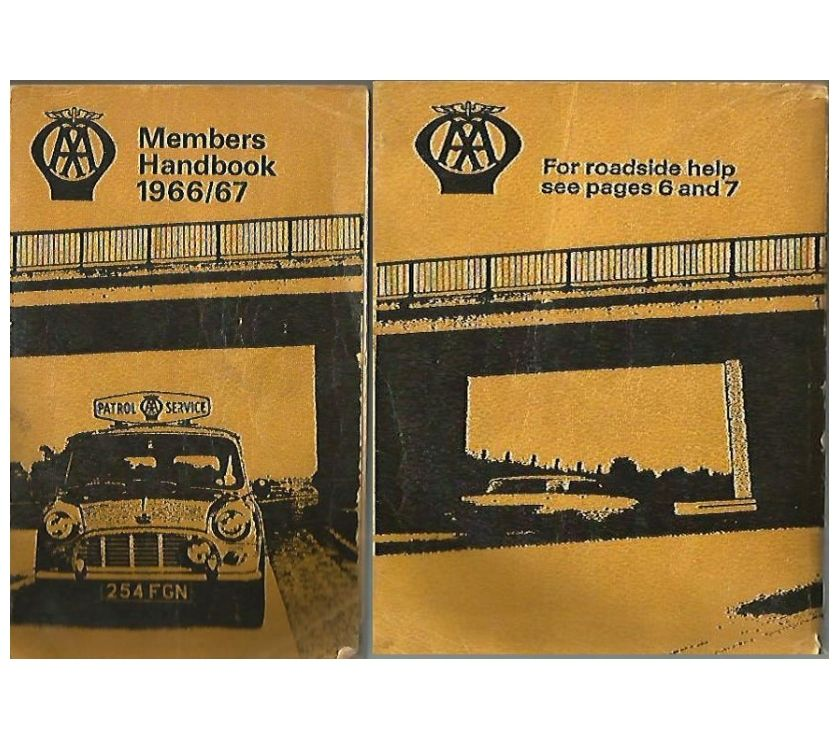 Photos for AA MEMBERS HANDBOOK FOR 1966-67