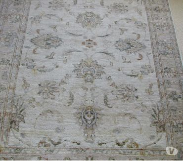 Secondhand furniture Lincolnshire Spalding - Photos for MEDIUM LARGE CREAM BEIGE BROWN NEUTRAL PERSIAN INDIAN ex con