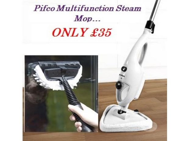 household goods West Midlands Solihull - Photos for Pifco 6 in 1 Steam Mop