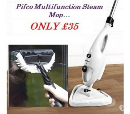 Photos for Pifco 6 in 1 Steam Mop