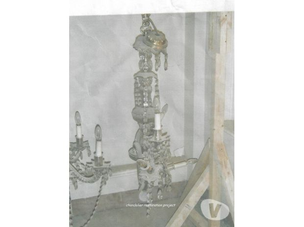Find a tradesman Essex Colchester - Photos for Chandelier restoration and repair