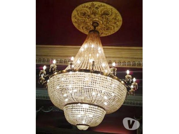 Photos for Chandelier restoration and repair