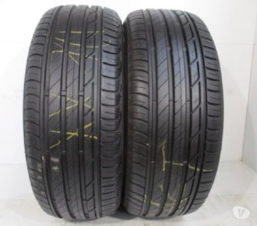 Photos for P776 2X 215 50 18 92W BRIDGESTONE TURANZA T001 2X8MM TREAD