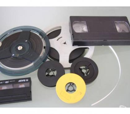 Photos for Home Movie Cine and Video Tape Films Transfered to DVD