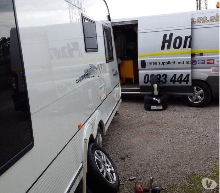 Photos for Abbey Caravan Tyres - Mobile Tyre Service