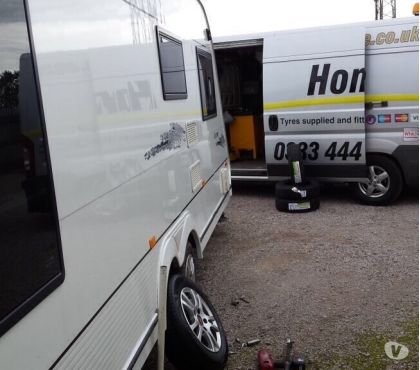 Photos for Abbey Caravan Tyres - Mobile Tyre Service