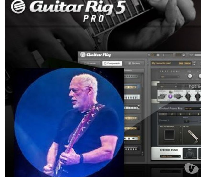 Photos for GilmourPink Floyd Sound - GuitarRig4 Pro edition