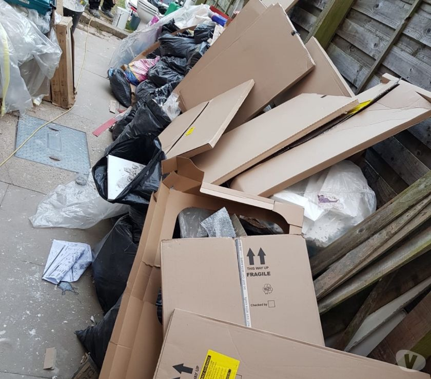 removal companies West Midlands Walsall - Photos for All rubbish remover any time! 247
