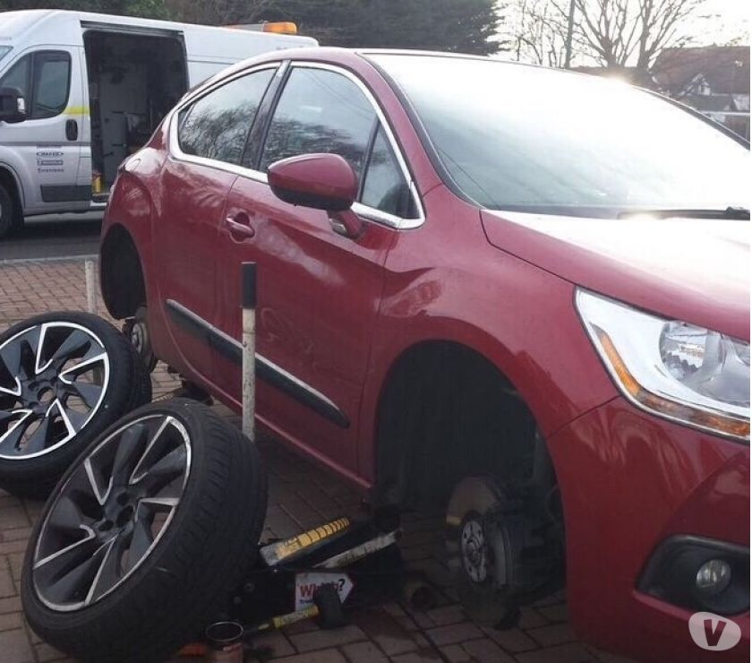 car spares West Sussex Littlehampton - Photos for Tyres At Home, mobile fitting service