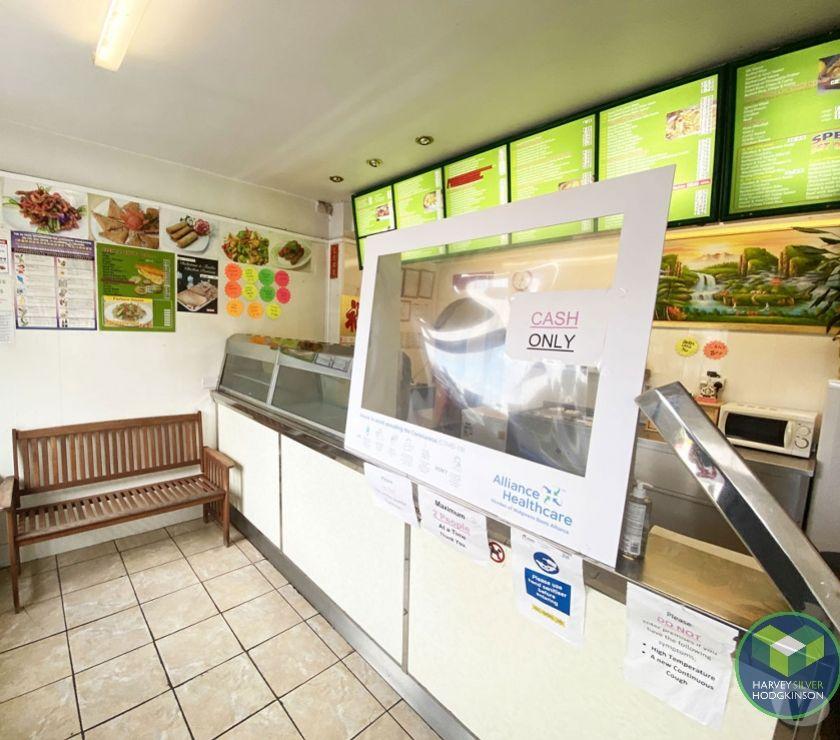Shops/Businesses for sale - let Lancashire Preston - Photos for HOT FOOD TAKEAWAY: PRESTON: REF: V9444
