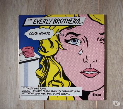 Photos for The Everly Brothers vinyl album.