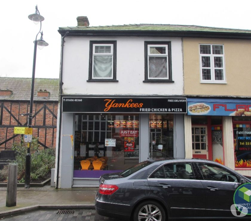 Shops/Businesses for sale - let Cheshire Northwich - Photos for INVESTMENT PROPERTY: NORTHWICH: REF: V8927