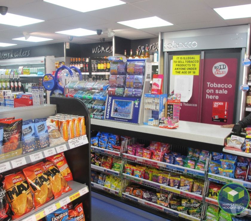 Shops/Businesses for sale - let Cheshire Macclesfield - Photos for FREEHOLD LICENSED GENERAL STORE: MACCLESFIELD: REF: V8754