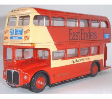 Photos for SCALE MODEL BUS: LONDON ROUTEMASTER IN EAST ENDERS LIVERY