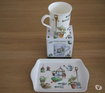 Photos for Leonardo Collection Fine China Mug and Tray