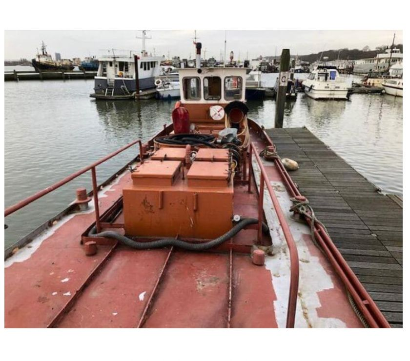 Photos for Commercial barge for work or conversion - Paulina
