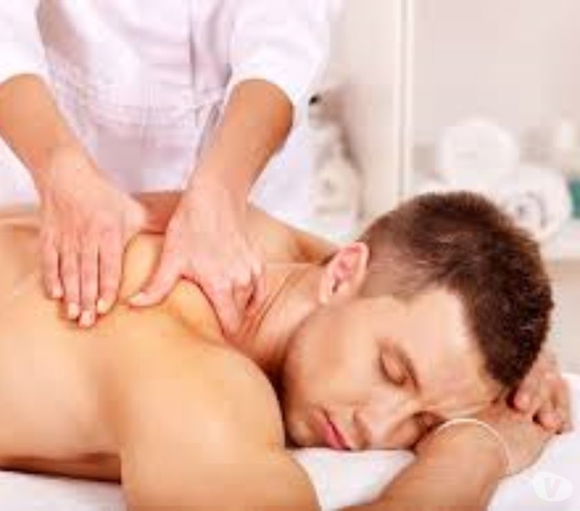 Photos for male masseur massage at your home, hotel and offices !