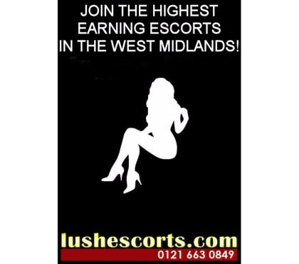 Photos for JOIN LUSH ESCORTS > BUSIEST AGENCY IN THE WEST MIDLANDS!