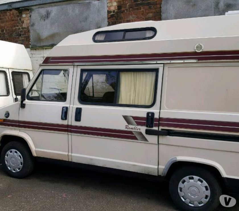 Photos for TALBOT EXPRESS RAMBLER CAMPERVAN